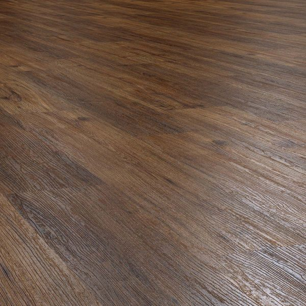 Brushed Walnut effect luxury vinyl flooring from j2 Flooring
