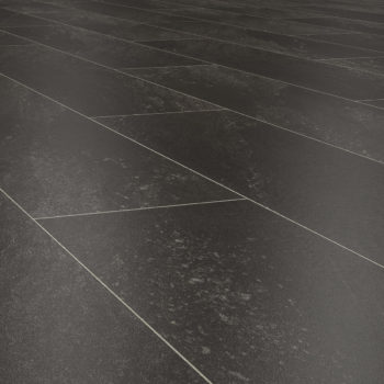 Nero Stone effect luxury vinyl flooring from j2 Flooring