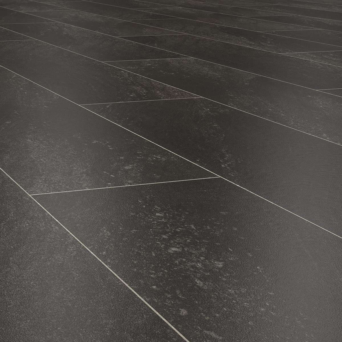 Grey Stone Effect Luxury Vinyl C Flooring Carpet Vidalondon