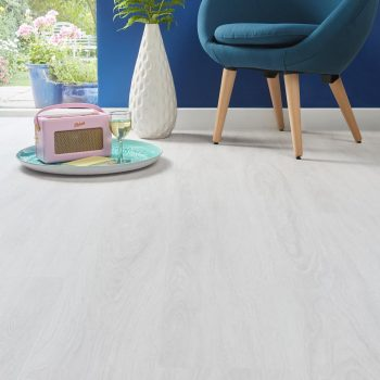 Alpine Mist effect luxury vinyl flooring from j2 Flooring