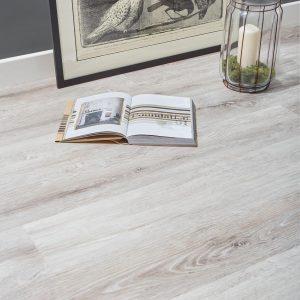 Sun Bleached Wood Grey effect luxury vinyl flooring from j2 Flooring