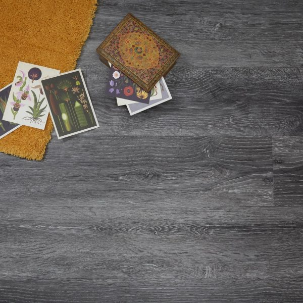 Smoked Limewash effect luxury vinyl flooring from j2 Flooring