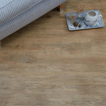 Carpenters Oak effect luxury vinyl flooring from j2 Flooring